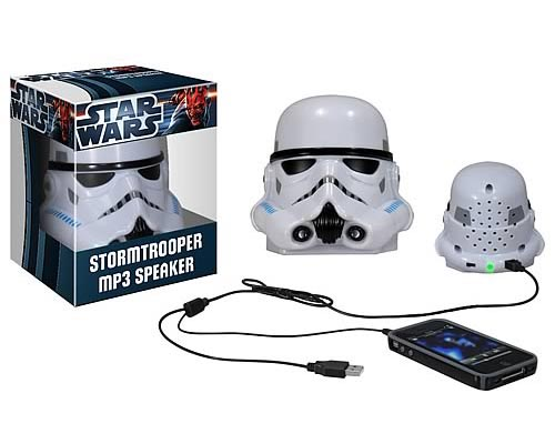 Star Wars Stormtrooper Helmet Portable Speaker