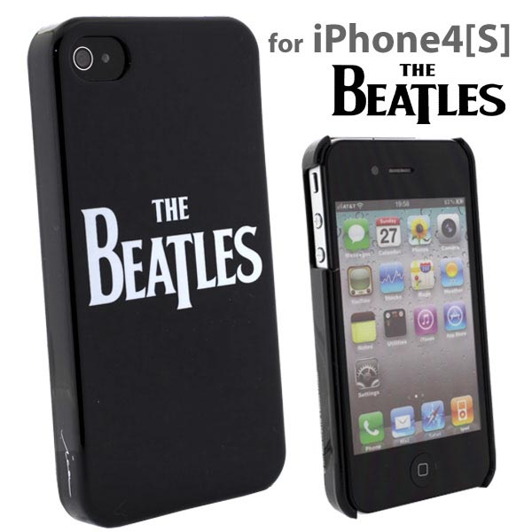 The Beatles iPhone 4 Case