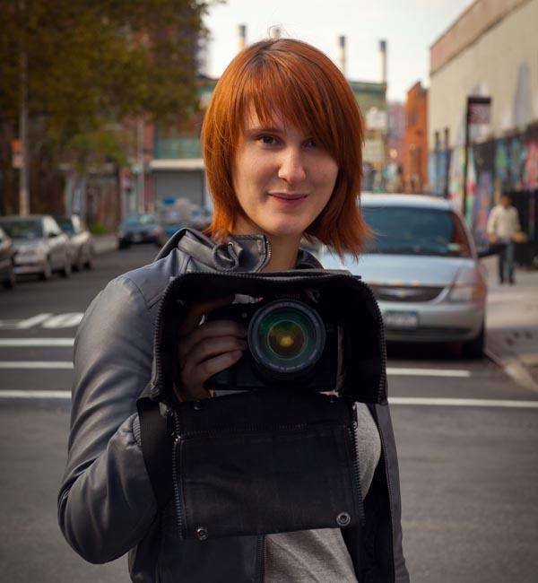The Cloak DSLR Camera Bag