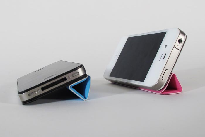 TidyTilt A Smart Cover for iPhone 4 & 4S
