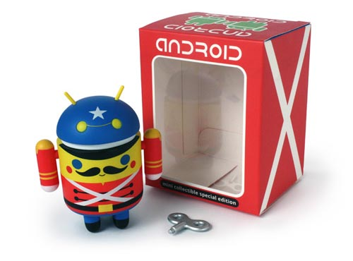 Toy Soldier Android Mini Figure Special Edition
