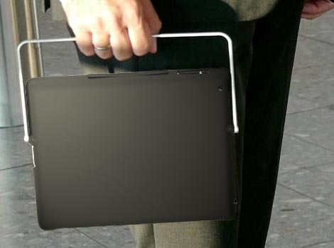 UPPRCASE and lowrCASE iPad 2 Cases