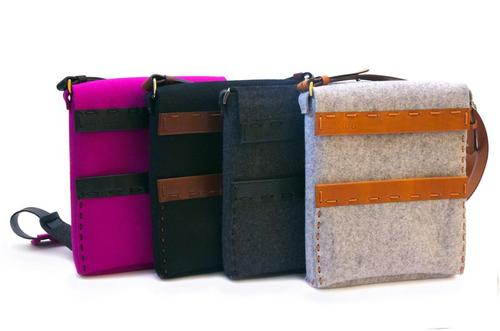 diFeltro Fold Handcrafted iPad Bag