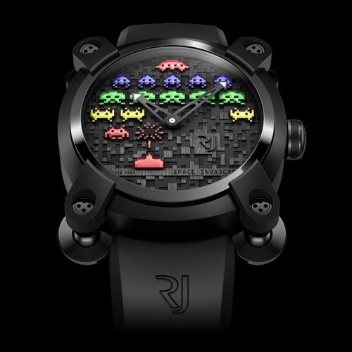 Limited Edition Space Invaders Watch
