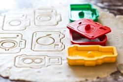Camera Cookie Cutter Set