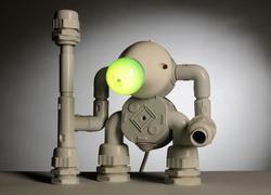 Robolamp Robot Styled Table Lamps
