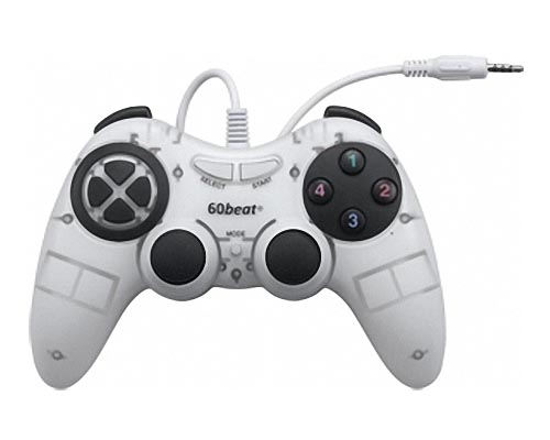 60beat Gamepad for iPad, iPhone and iPod Touch