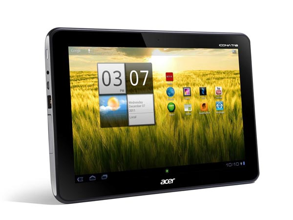 Acer Iconia Tab A200 Android Tablet