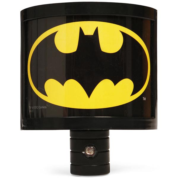 Batman Signal Night Light
