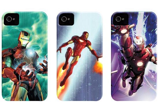 Case-Mate Marvel iPhone 4 Case Collection