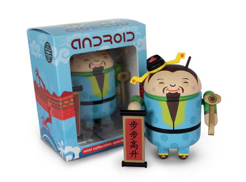 Chinese New Year Android Mini Figures Special Edition