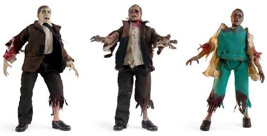 Customizable Zombie Action Figure Kit