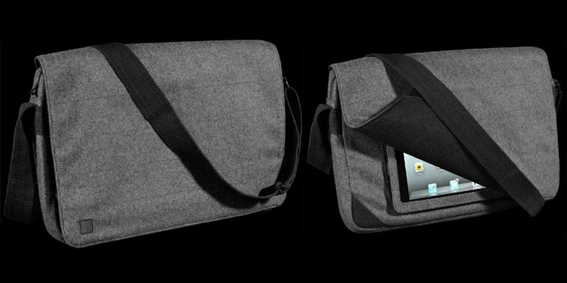 HEX Varsity Messenger Bag for iPad