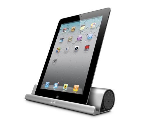 iLuv iSP245 Mo'Beats Wireless Speaker Stand