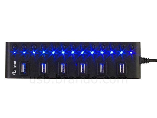 iMONO 13-Port USB Hub