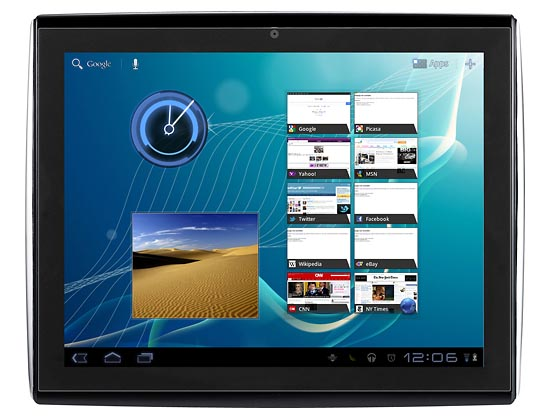 Le Pan II Android Tablet