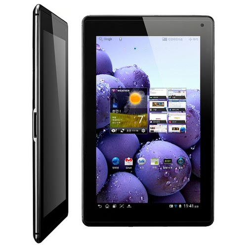 LG Announced Optimus Pad LTE Android Tablet