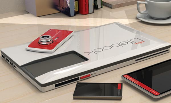 Lifebook An All-In-One Concept Laptop