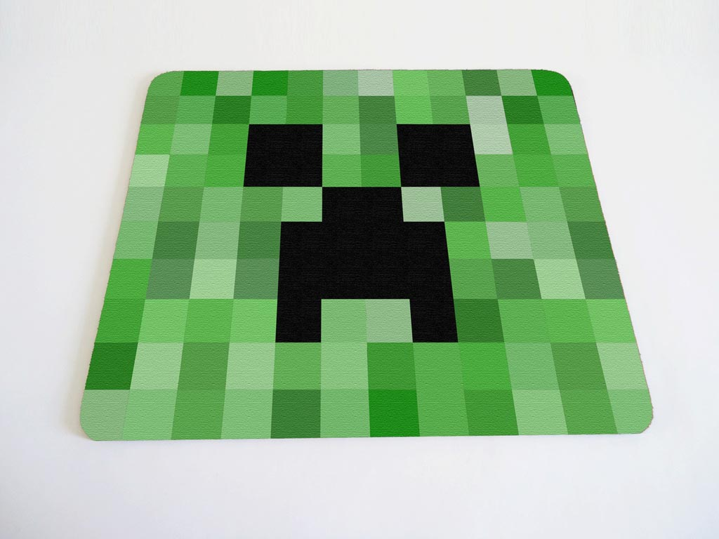 Minecraft Inspired Mouse Pad Gadgetsin