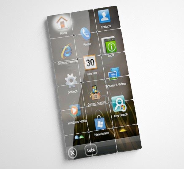 Mobikoma A Modular Concept Smartphone