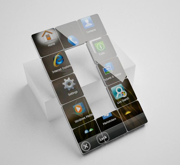 Mobikoma A Modular Concept Smartphone Gadgetsin