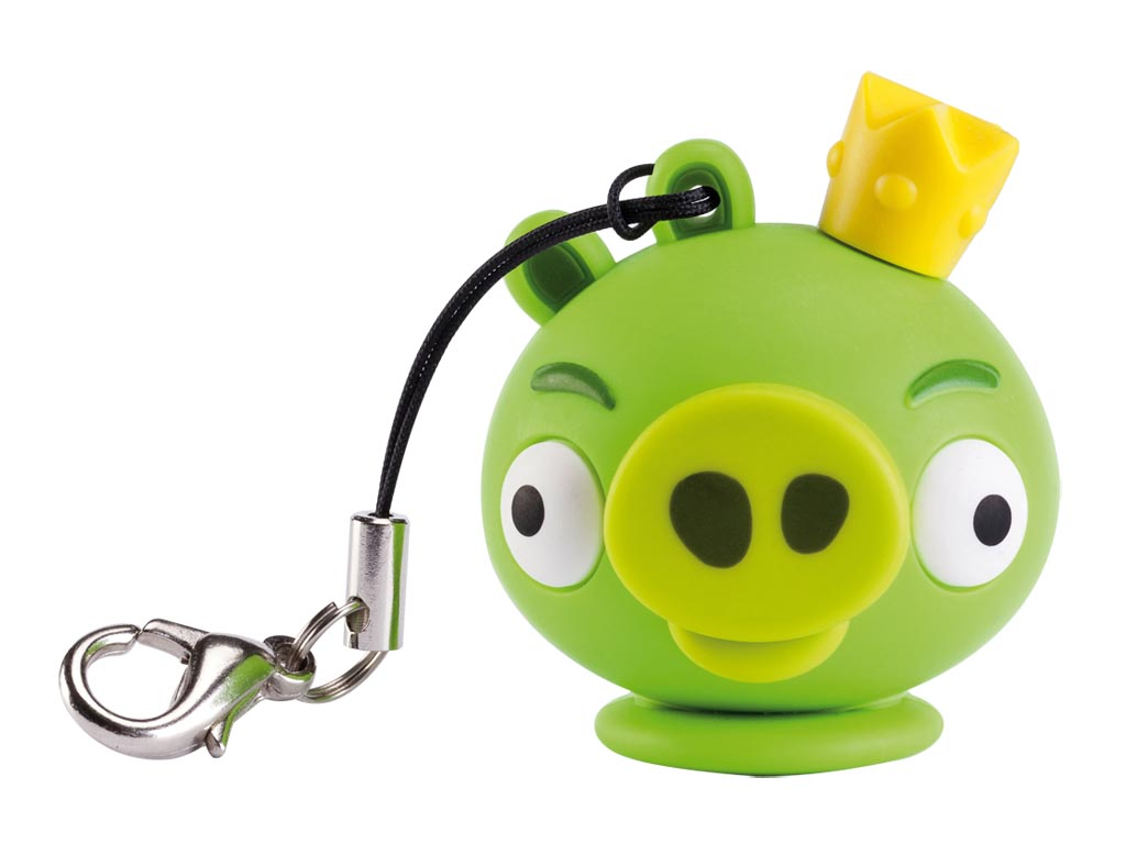 More Vivid Angry Birds USB Flash Drives