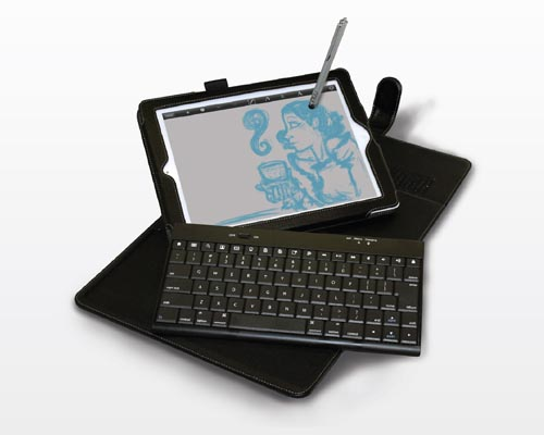 NUU KeyCase iPad 2 Keyboard Case