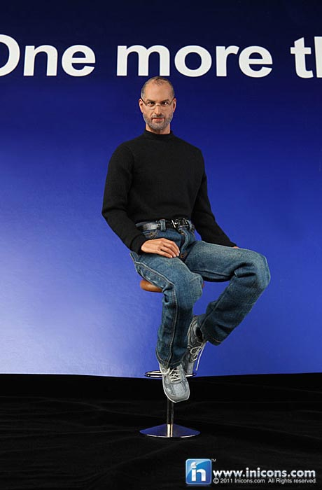 One More Thing Steve Jobs Action Figure
