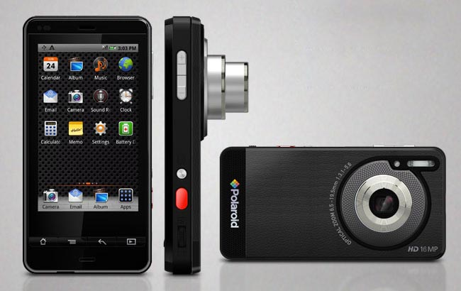 Polaroid SC1630 Smart Camera Powered by Google Android