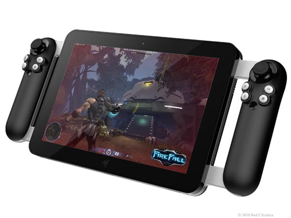Razer Project Fiona Concept PC Gaming Tablet