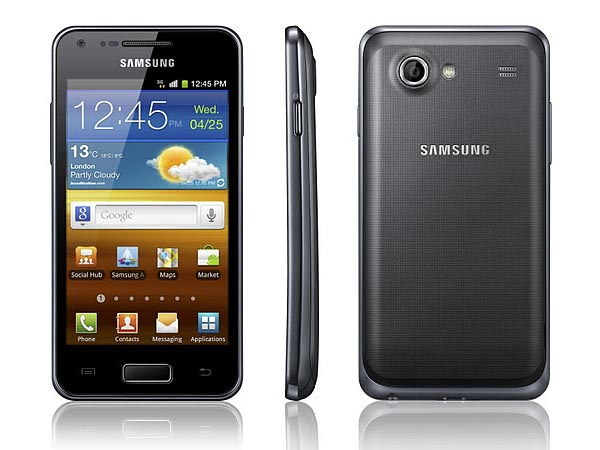 Samsung Galaxy S Advance Android Phone Announced