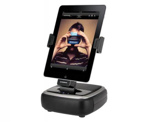 Scosche bassDOCK Dock Speaker for iPad