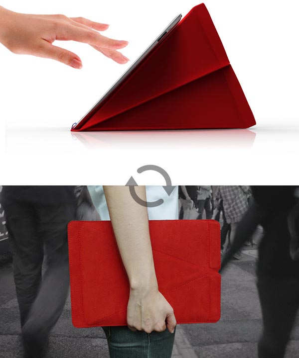 Smart Stand Sleeve iPad 2 Case