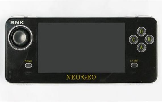 SNK Neo-Geo Portable Game Console