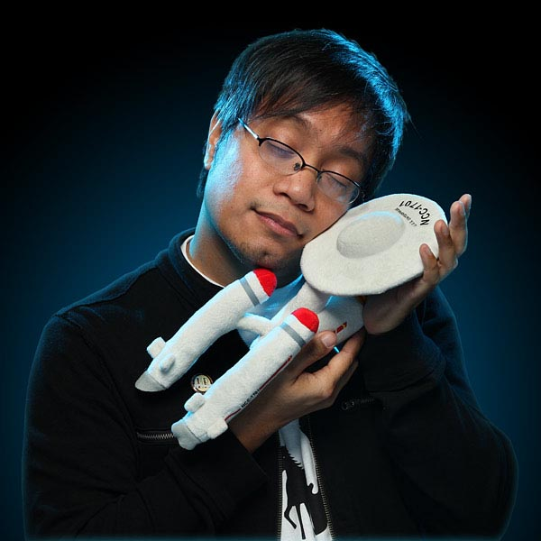 Star Trek Enterprise Plush Toy
