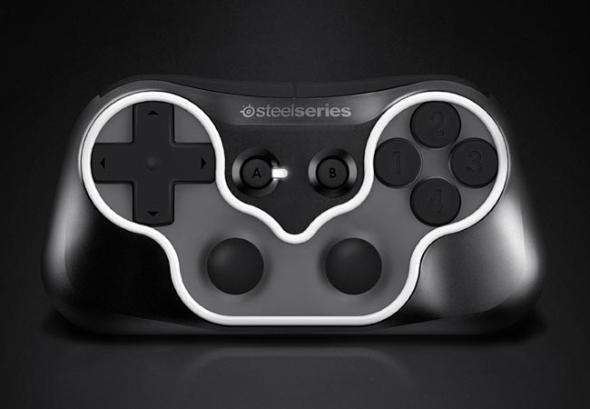 SteelSeries Ion Wireless Game Controller