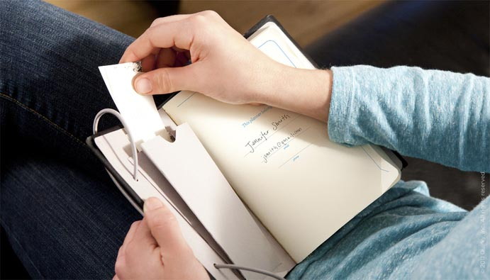 Two Fold Notebook