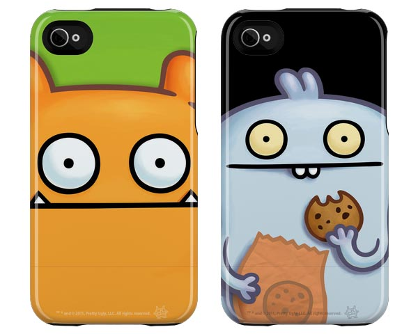Uncommon Uglydoll iPhone 4S Case