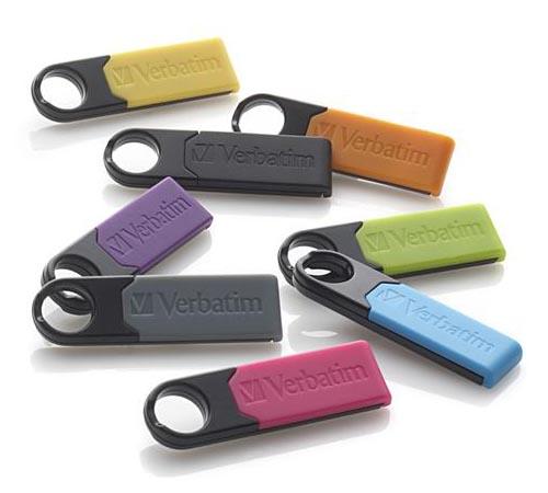 Verbatim Store 'n' Go Micro USB Drive Plus