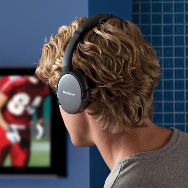 Wireless Headphones for TV, PC, MP3 Player and More