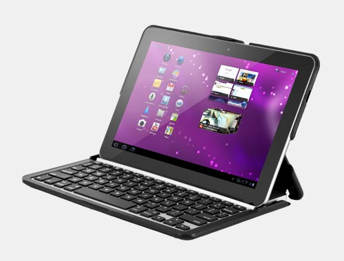 ZAGGfolio Samsung Galaxy Tab Case with Wireless Keyboard