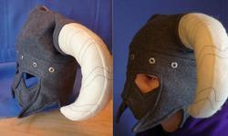 The Elder Scrolls V Skyrim Inspired Fleece Hat