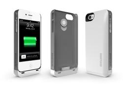 Boostcase Hybrid iPhone 4 Case with Detachable Backup Battery
