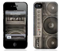GelaSkins HardCase iPhone 4 Case