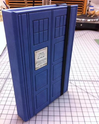 Doctor Who TARDIS Kindle Fire Case