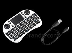 Rii Mini I8 Mini Wireless Keyboard with Touchpad