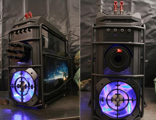 Awesome Battlefield 3 Case Mod