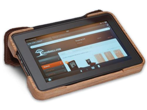 Handcrafted Kindle Fire Case
