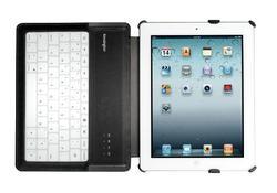 Kensington KeyLite Ultra Slim Touch Keyboard Folio iPad 2 Case