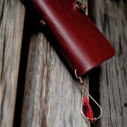 Evouni Arc Cover Leather iPhone 4 Case